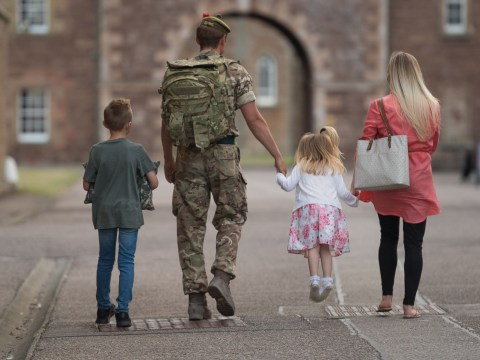 You no longer have to be married to live in Army accommodation in huge shake-up