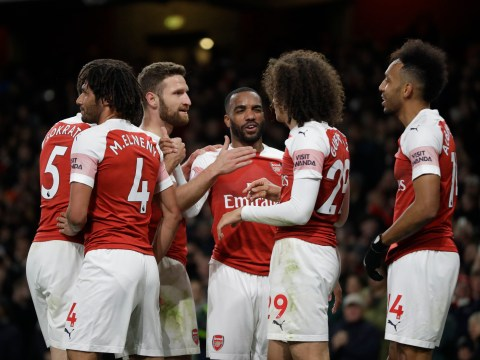 Hector Bellerin mocks Tottenham as Arsenal leapfrog north London rivals with Newcastle United win