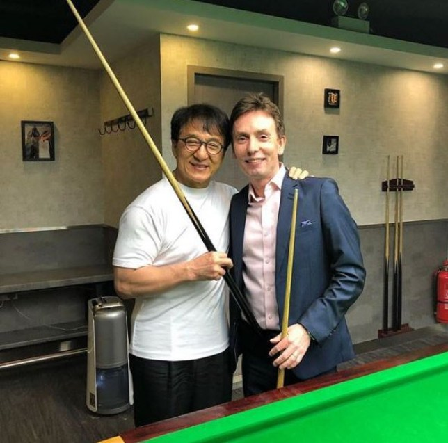 METRO GRAB INSTA Ken Doherty and Jackie Chan is 2019's unlikeliest bromance https://www.instagram.com/p/BvpSaYygBsl/?utm_source=ig_twitter_share&igshid=1o3ccf7julrpc