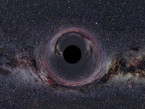 'Ultra-massive' black hole is among the largest ever discovered