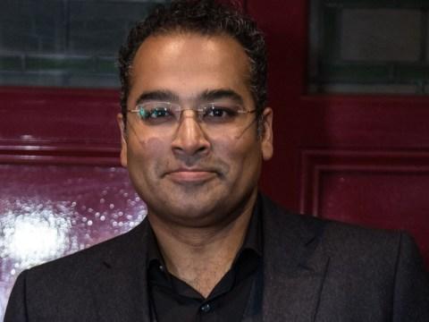 Channel 4 presenter Krishnan Guru-Murthy's career as he competes in Celebrity Bake Off