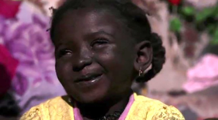 Young girl faces being sent back to Yemen after having eye removed to treat cancer