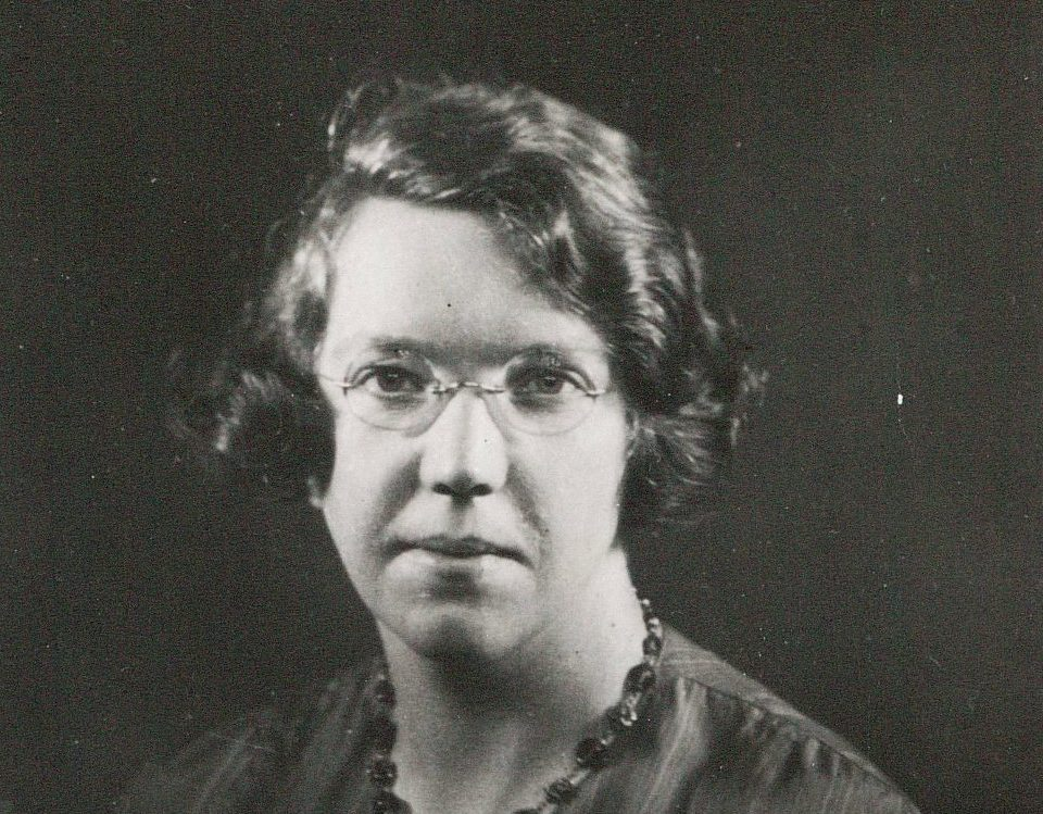 Undated handout photo issued by the Church of Scotland of a Scottish holocaust heroine Jane Haining who saved many Jews from certain death by helping them emigrate to Britain, according to 'Jane Haining - A Life of Love and Courage', a new book by author Mary Miller. PRESS ASSOCIATION Photo. Issue date: Wednesday April 3, 2019. See PA story SCOTLAND Holocaust. Photo credit should read: The Church of Scotland/PA Wire NOTE TO EDITORS: This handout photo may only be used in for editorial reporting purposes for the contemporaneous illustration of events, things or the people in the image or facts mentioned in the caption. Reuse of the picture may require further permission from the copyright holder.
