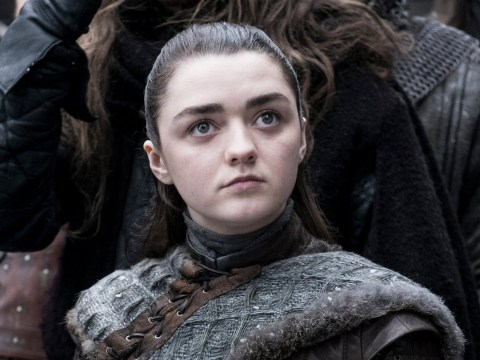 Maisie Williams shuts down Game Of Thrones theory about how Arya Stark killed Night King