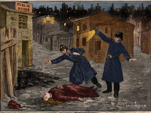 Jack The Ripper crime scenes in London – where were they and who were the victims?