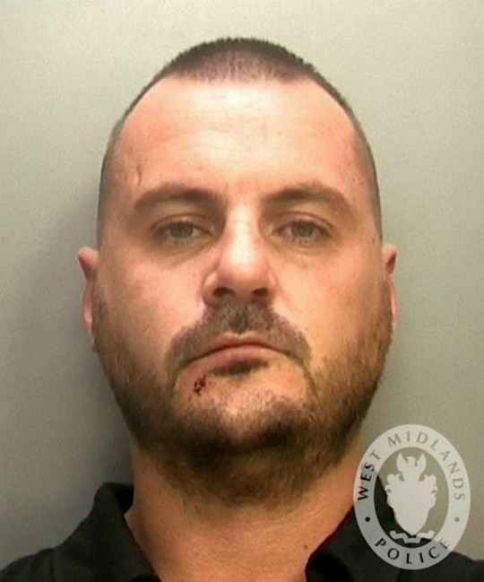 James McNutt. A serial abuser who attacked and then raped a woman after being ordered not to contact her has been jailed for 13 years. See SWNS story SWMDabuse. James McNutt tried to smother the woman with a pillow after the sexual attack and only stopped when she ???played dead.??? The 33-year-old originally met the female via a dating app in April last year but quickly became controlling and aggressive - regularly slapping her while also taking her mobile phone to prevent her contacting others. He was on a domestic violence prevention order - which stopped him from getting in touch with the woman - when he persuaded her to meet him on the pretence of picking up some photographs in August. McNutt pestered and then assaulted her; taking her handbag in his efforts to prevent her leaving. He later let himself into her home before launching a violent attack on the woman. McNutt hit her across the mouth with her own phone, smashed a glass over her head, then stamped and attempted to strangle her before raping her. He tried to smother her with a pillow ??? leaving her fearing for her life - and only stopped after she pretended to be unresponsive. In a previous harrowing ordeal, he had tried choking her claiming that this was the method he would use to kill her.