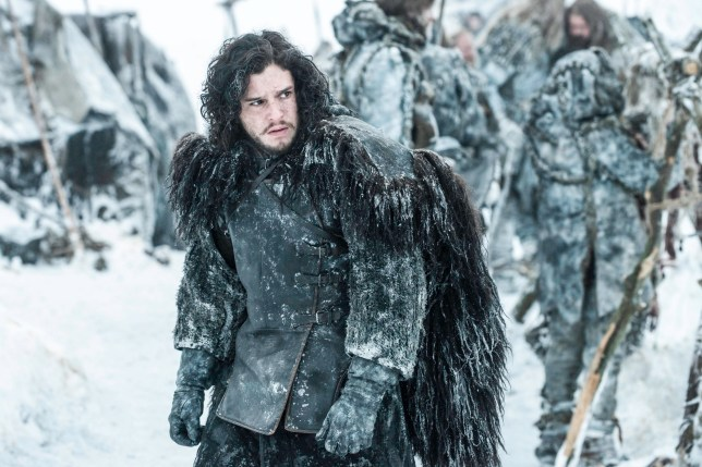 Game Of Thrones, Series 3 EP301 Featuring Kit Harrington as Jon Snow ?? HBO Enterprises