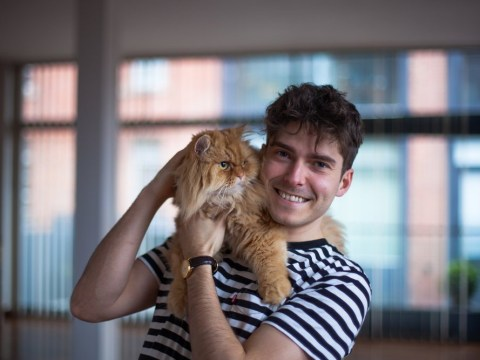 Matt the cat sitter has been living rent-free in London for two years