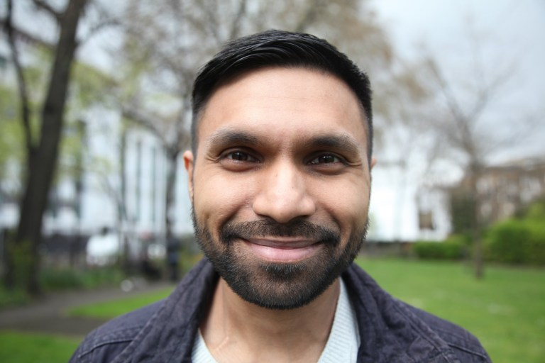 Mo Haque who suffered with Stage 4 bowel cancer, now has it in remission but battles daily with the side effects of the treatments he recieved