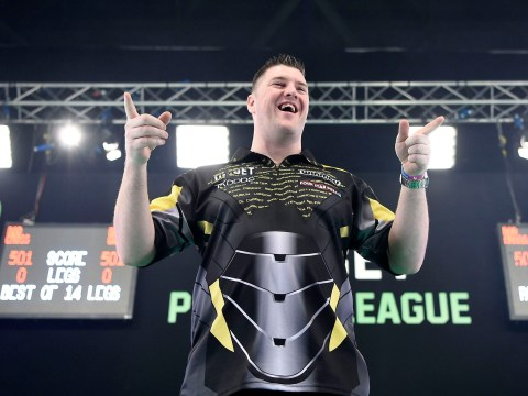 Some players need to wear nappies when they play Michael van Gerwen, says Daryl Gurney