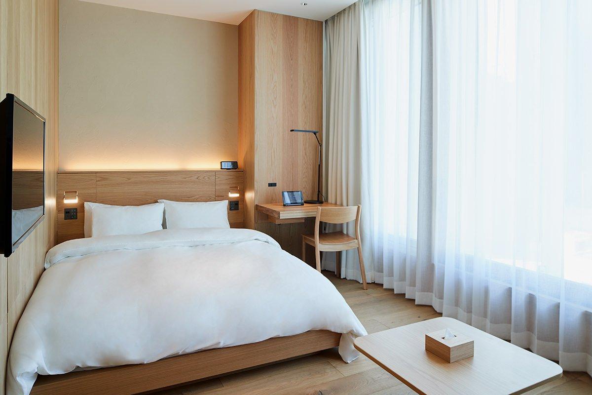 Inside MUJI's Upcoming Ginza Hotel, Tokyo