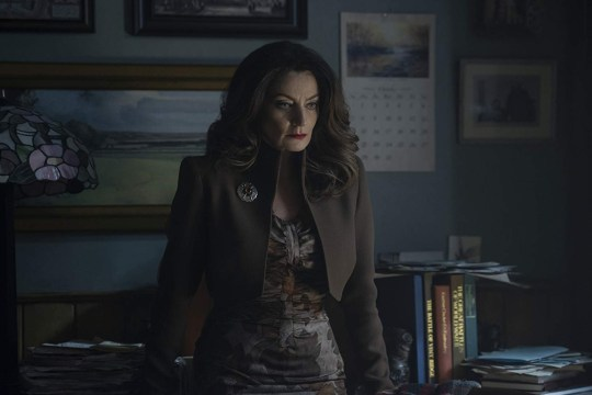 Michelle Gomez reveals she wasn't embraced by US TV until Chilling Adventures of Sabrina Mary Wardwell - Chilling Adventures of Sabrina (2018)