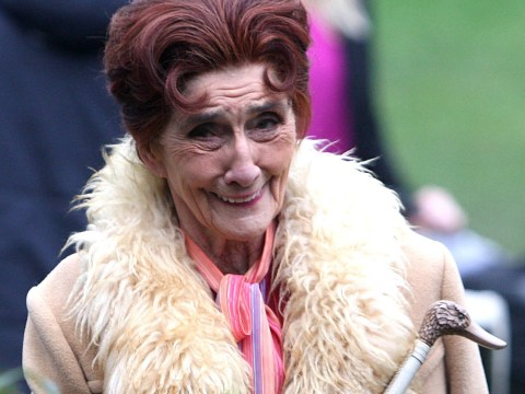 EastEnders star June Brown says she'll 'die of something very soon' as she reveals plans to enjoy the time she has left