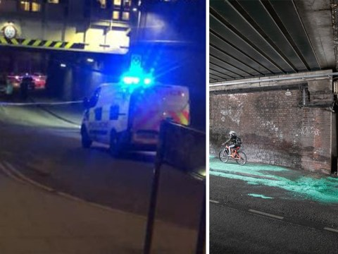 Teenager dies after van crashes into wall while being chased by police