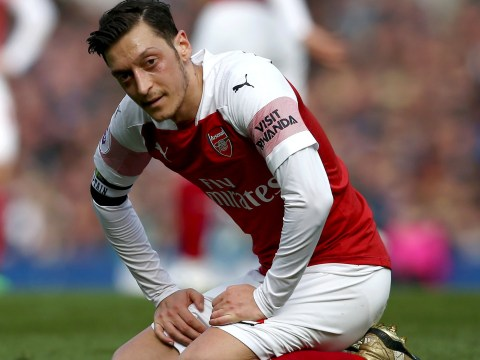 Unai Emery wants to offload Arsenal duo Mesut Ozil and Henrikh Mkhitaryan in summer transfers