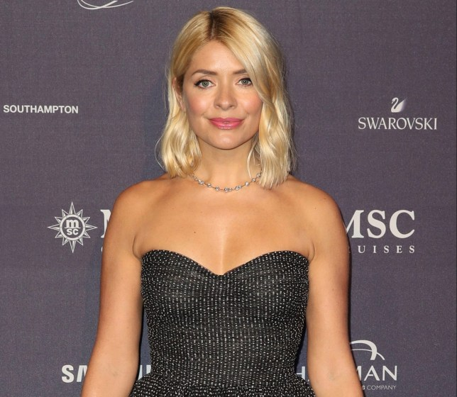 "File photo dated 2/3/2019 of Holly Willoughby who has said she avoids discussing her weight and what she eats because it is ""not helpful"" for other women. PRESS ASSOCIATION Photo. Issue date: Sunday April 7, 2019. The This Morning star, 38, said people can get too focused on weight and that after talking to those affected by eating disorders, she deliberately skips the topic. See PA story SHOWBIZ Willoughby. Photo credit should read: Andrew Matthews/PA Wire"
