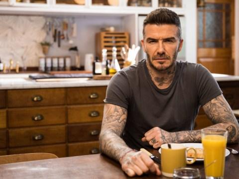 Listen to David Beckham 'speak' nine different languages to end malaria
