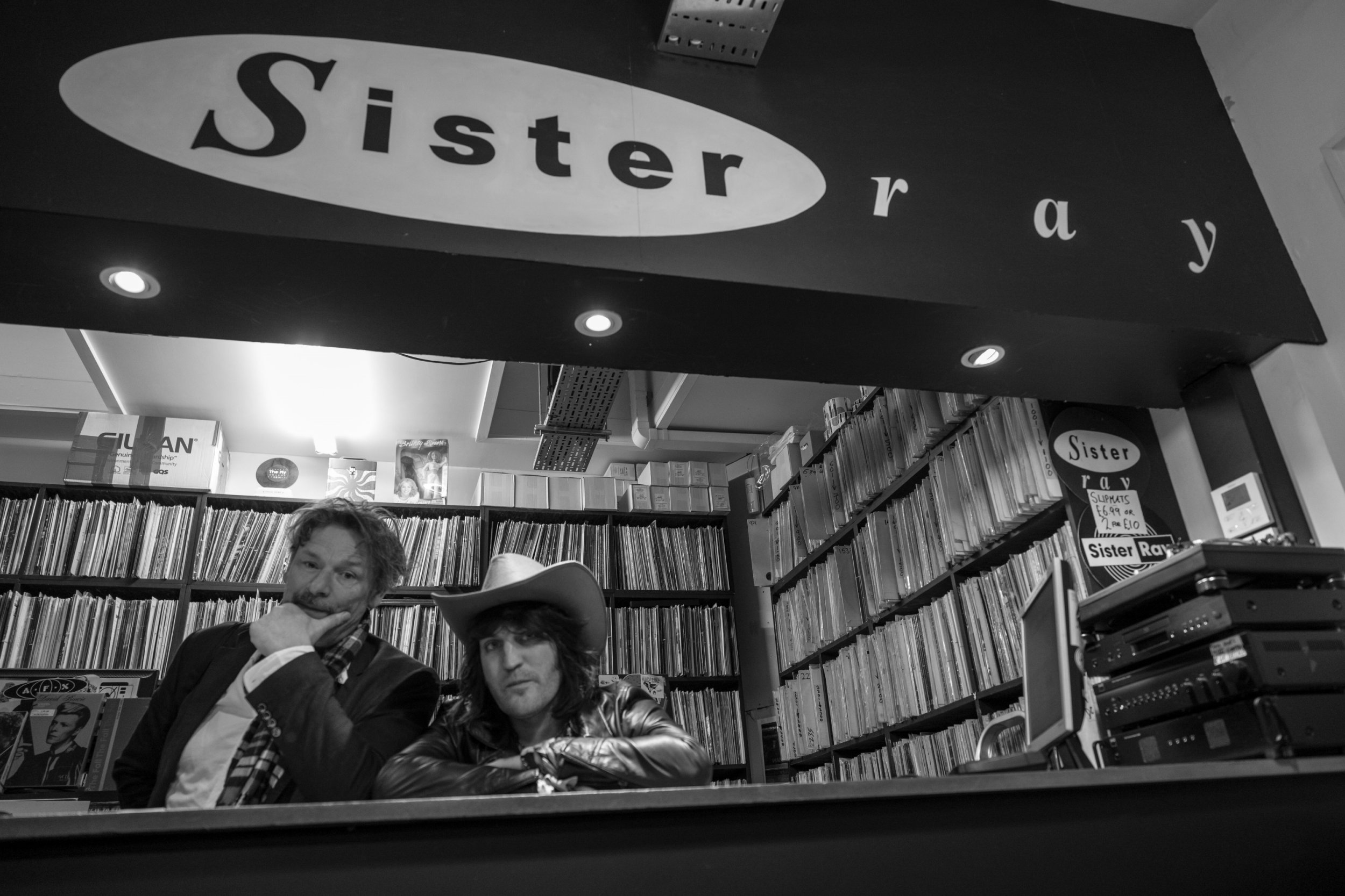 THE MIGHTY BOOSH - RECORD STORE DAY