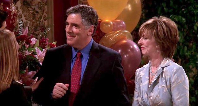 Friends replaced Jack Geller and no one noticed Picture: NETFLIX metrograb