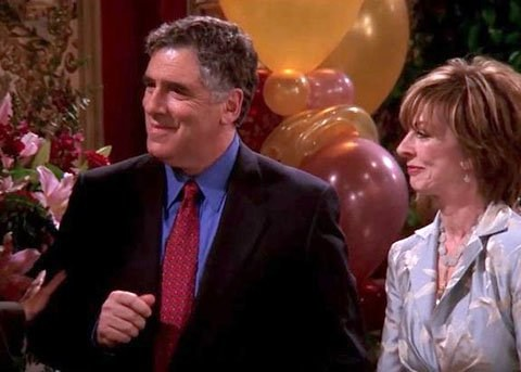 Friends replaced Jack Geller with a very questionable stand-in and no one noticed