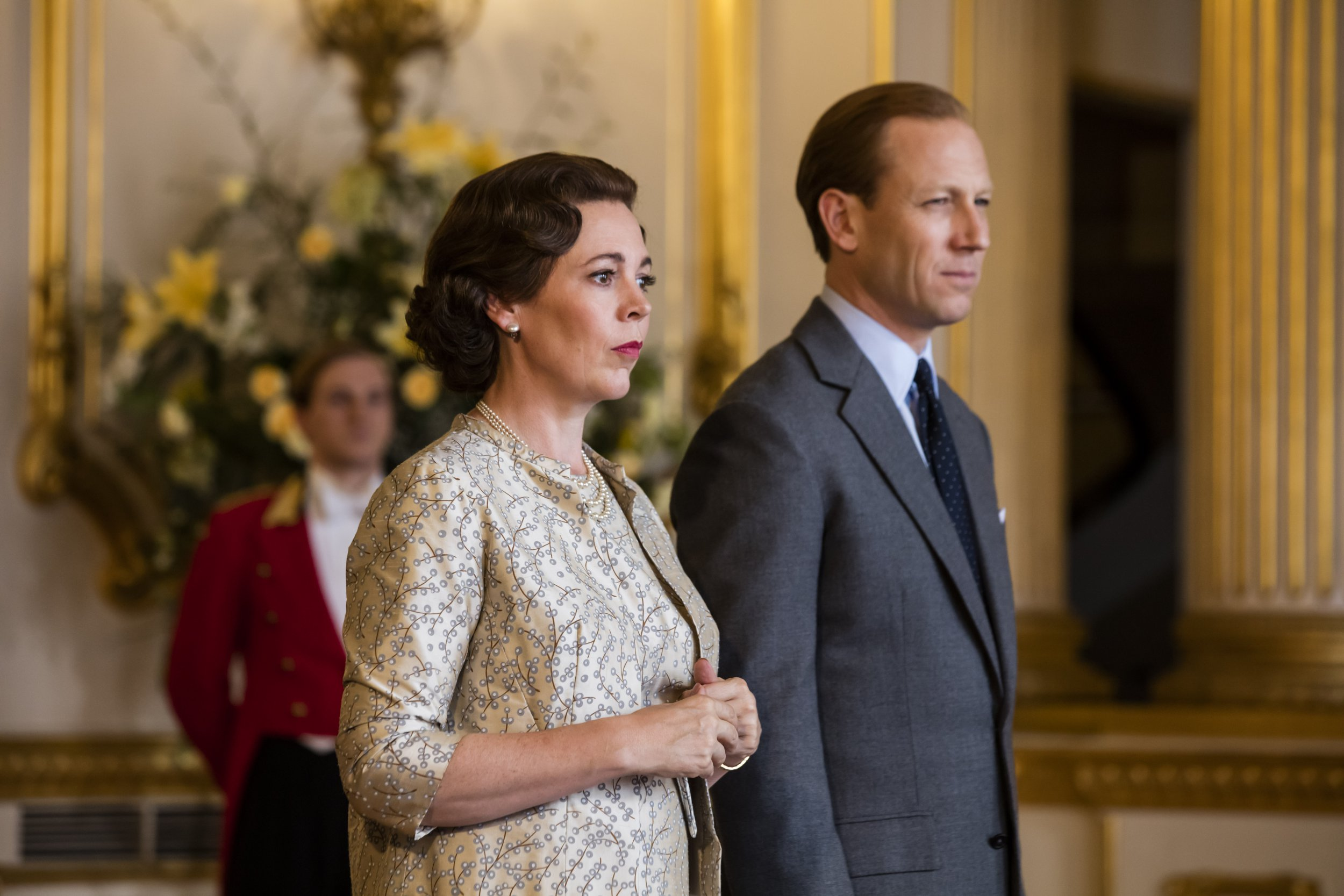 Who is in the cast of The Crown season three and when is it released?