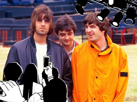 What Happens On Tour: Oasis' Liam and Noel Gallagher were a 'tornado of madness'