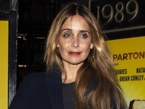 Louise Redknapp reveals Strictly Come Dancing 'pressure' which made her 'not want to muck up'