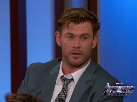 Chris Hemsworth reveals young boy came up with one of Thor: Ragnarok's best lines