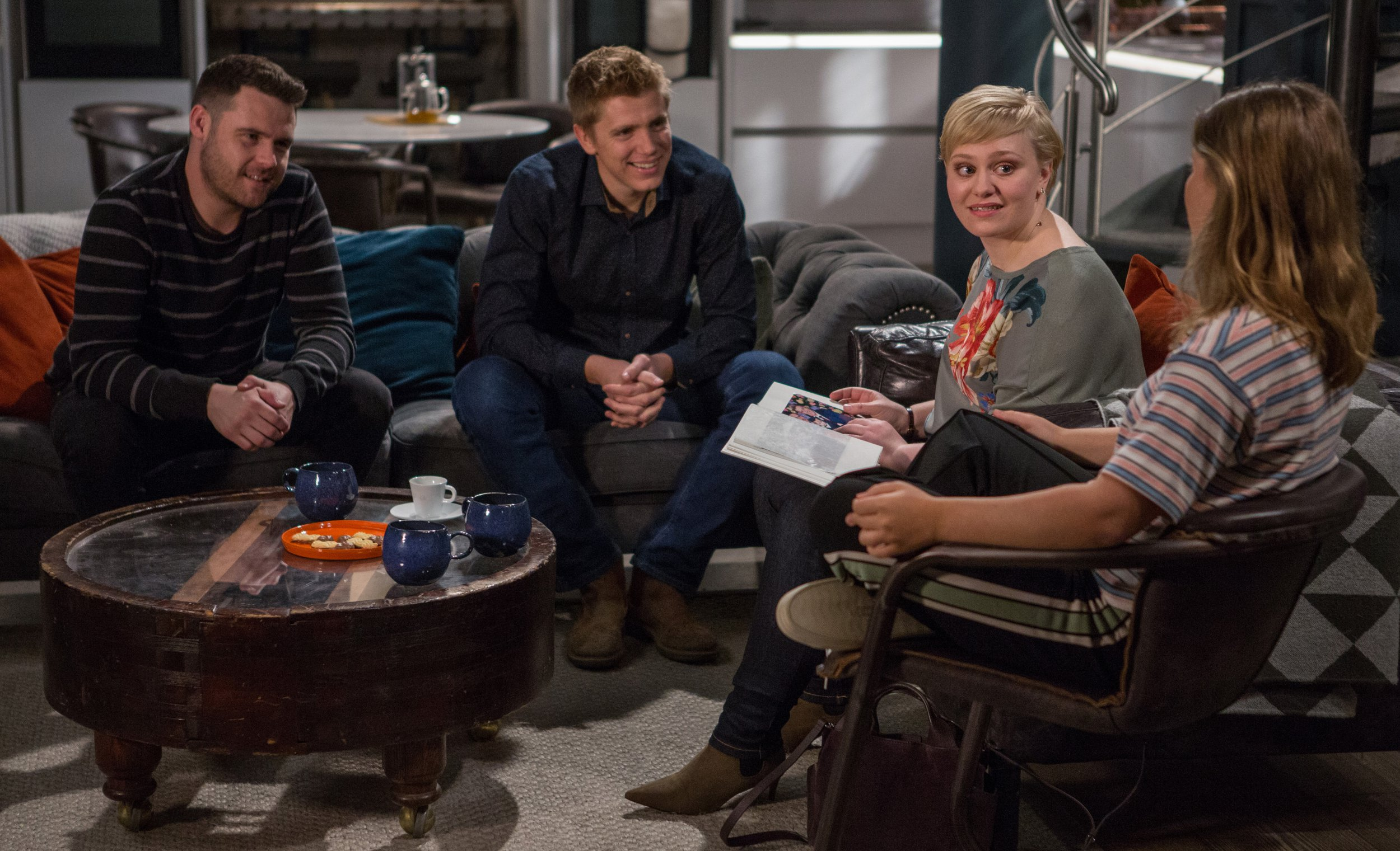Emmerdale spoilers: Surprise exit means heartbreak ahead for Robert Sugden and Aaron Dingle