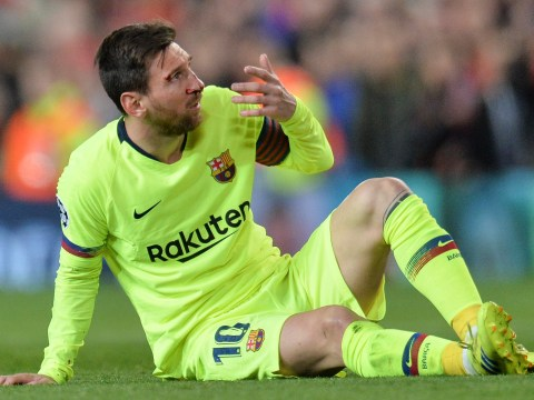 Manchester United defender Chris Smalling speaks out on challenge which left Lionel Messi with a bloodied nose