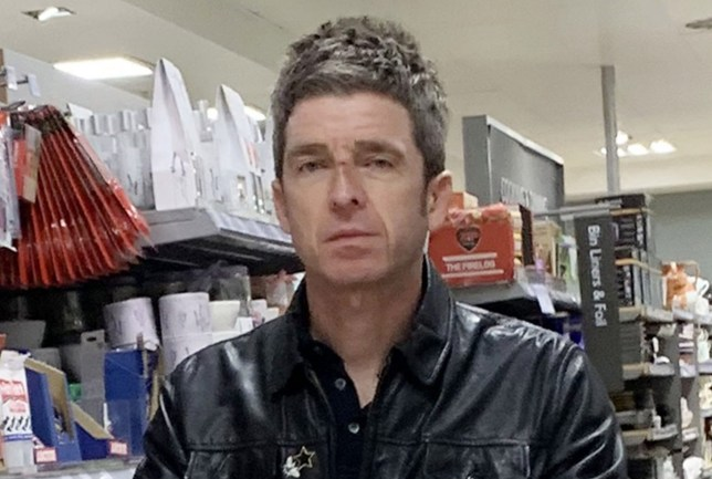 BGUK_1543364 - London, UNITED KINGDOM - *EXCLUSIVE* - WEB MUST CALL FOR PRICING - Whats Happened to Noel Gallagher ????? - The former Oasis Hardman was pictured doing some groceries with a painful looking cut on his Nose, Hopefully, he Doesn't Look Back in Anger!!! *PICTURES TAKEN ON 08/04/2019* Pictured: Noel Gallagher BACKGRID UK 10 APRIL 2019 UK: +44 208 344 2007 / uksales@backgrid.com USA: +1 310 798 9111 / usasales@backgrid.com *UK Clients - Pictures Containing Children Please Pixelate Face Prior To Publication*