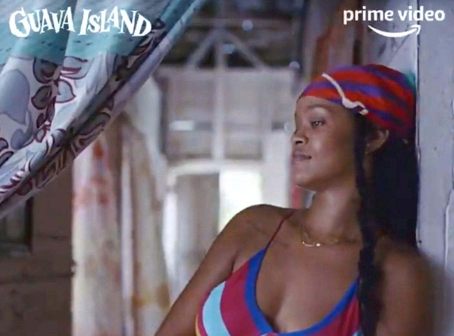 Rihanna has broken silence on Guava Island as she praises Donald Glover AKA Childish Gambino