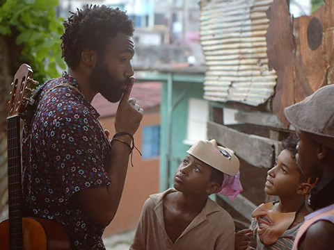 Donald Glover and Rihanna's 'Guava Island' film is dropping this weekend