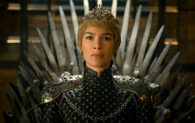 """This image released by HBO shows Lena Headey as Cersei Lannister in a scene from """"Game of Thrones."""" The final season premiers on Sunday. (HBO via AP)"""