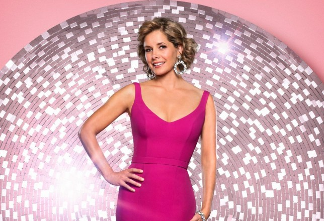 Darcey Bussell on Strictly Come Dancing 2018