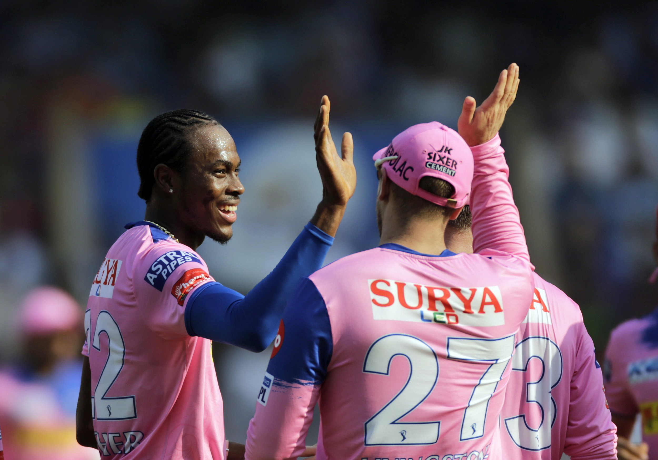 England all-rounder Ben Stokes hails IPL team-mate Jofra Archer as the 'most gifted' bowler he has seen