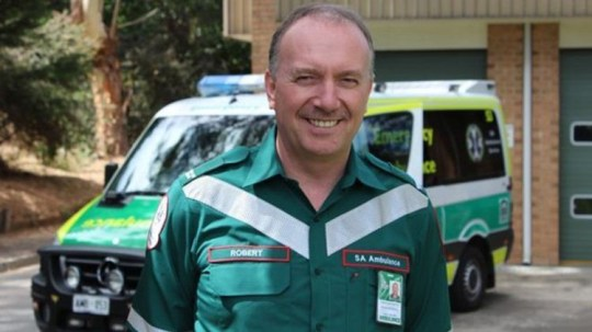 NHS ambulance boss paid ?47,000 after he resigned amid staff shortage criticism. Pictured: Former EEAS boss Robert Morton