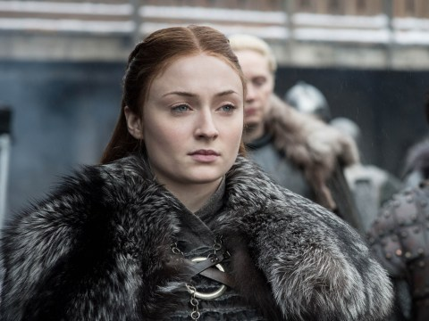 Sophie Turner wasn't 'bummed' about Sansa Stark's fate in Game Of Thrones finale