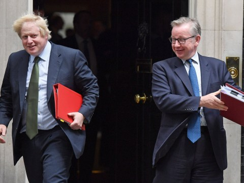 Michael Gove leads Operation Stop Boris Johnson as race for No 10 turns bitter