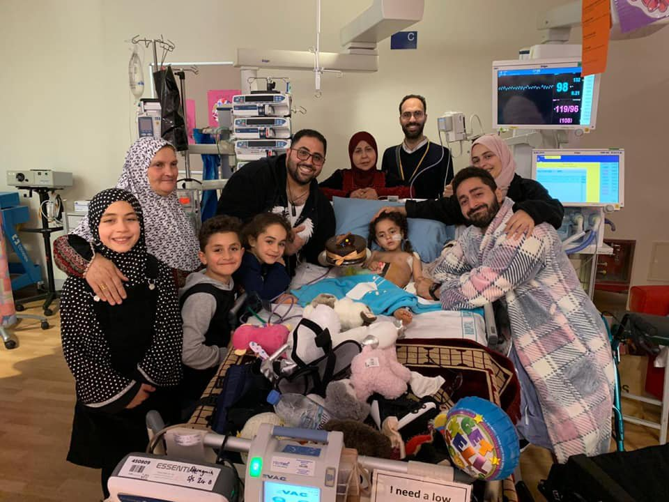 METRO GRAB FACEBOOK Christchurch terror survivor share heartbreaking picture of brain damaged daughter A father-of-four shot in the Christchurch terror attack with daughter speaks out Wasseim Alsati and his daughter Alen, 5, were both shot outside Al Noor Mosque https://www.facebook.com/wasseim.alsati?__tn__=%2CdlC-R-R&eid=ARC5dSYVzIei-io3Flw30d0yuv4kXPeLfBnExhykc8na6edeW6F1z63-E_0COmFzbVGnKU_RfBKvtfEl&hc_ref=ARRNCiaWEAlBC8QEaC6AEB2aS9EutNeCLTKStrKn2suK6Y8ep4cHJfv39YjafBURJkE