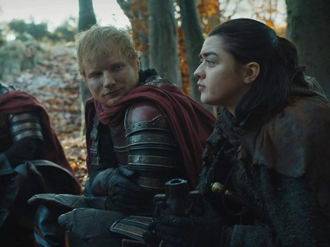 Game Of Thrones season 8 episode 1 revealed what happened to Ed Sheeran – and it's gnarly