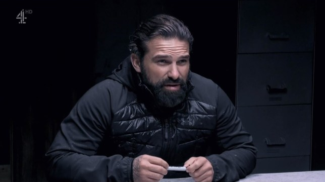 SAS: Who Dares Wins Ant Middleton