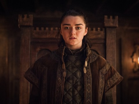 Game Of Thrones Maisie Williams thought Arya Stark's major moment in season 8 episode 2 was a prank