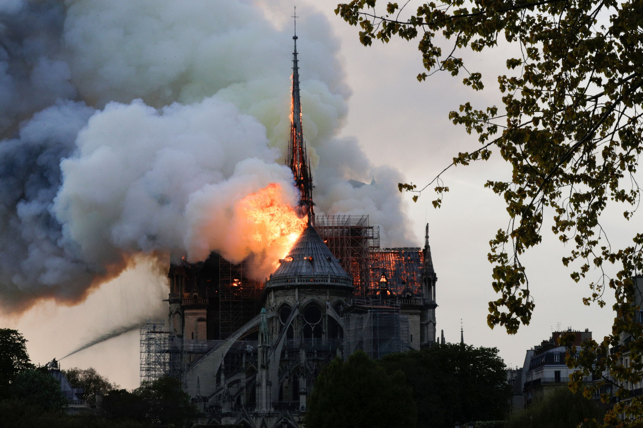 Notre Dame donation page raises £1,700,000 in less than 24 hours