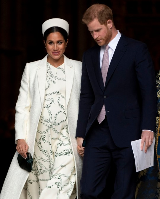 Victoria Beckham Has Been Supporting Meghan Markle Through