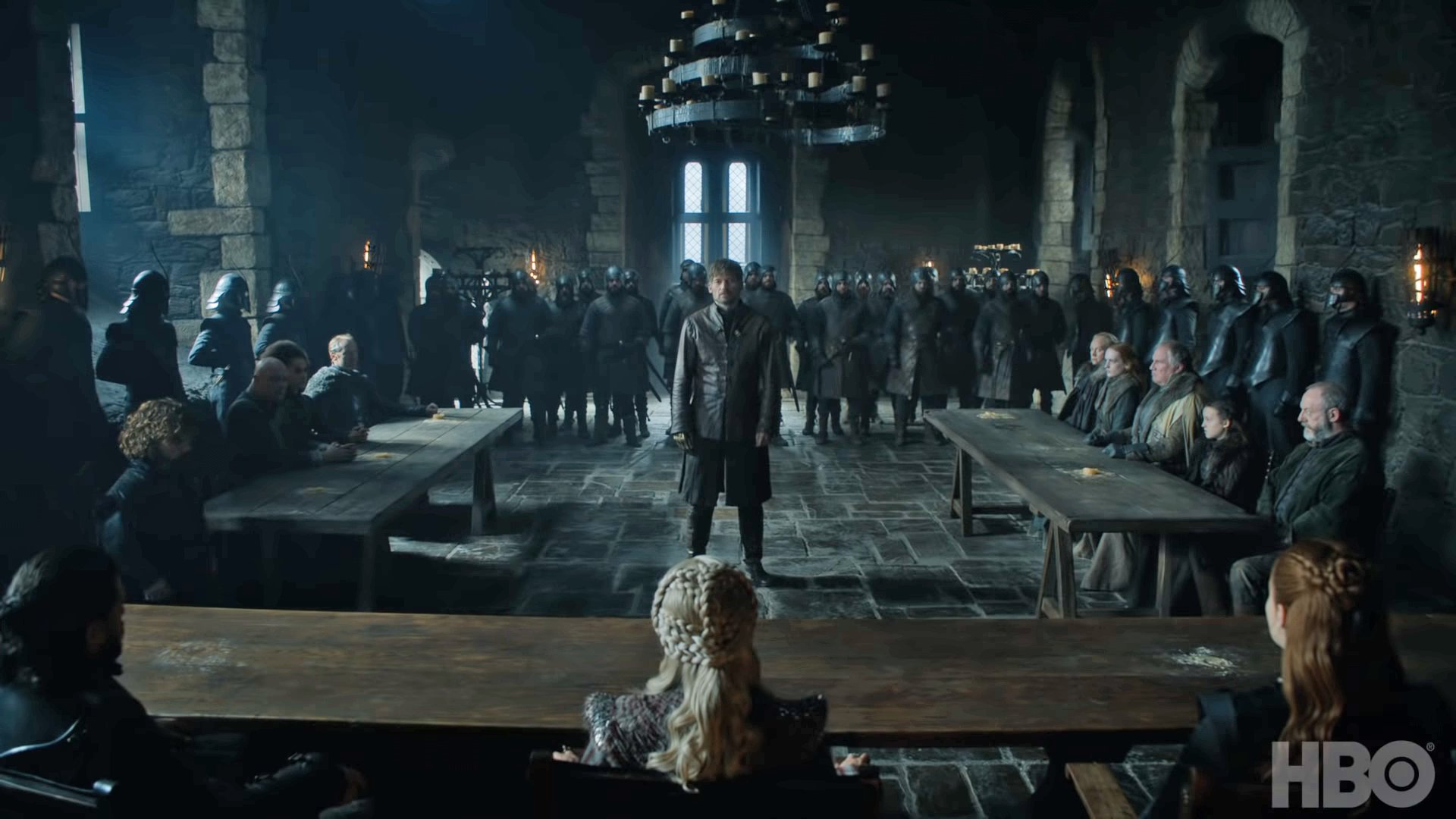 Game of Thrones Season 8 Episode 2 Preview trailer (Picture: HBO)