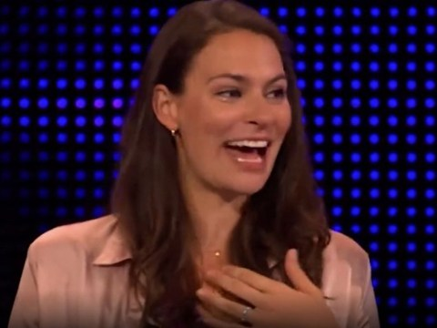 The Chase player erupts into tears as she's comforted by Paul Sinha over historic win: 'You alright, darling?'
