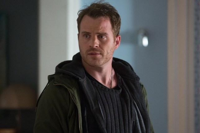 Sean Slater (Rob Kazinsky) fears he's killed his mum