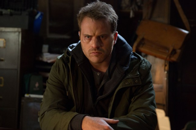 Sean Slater (Rob Kazinsky) is back in Walford