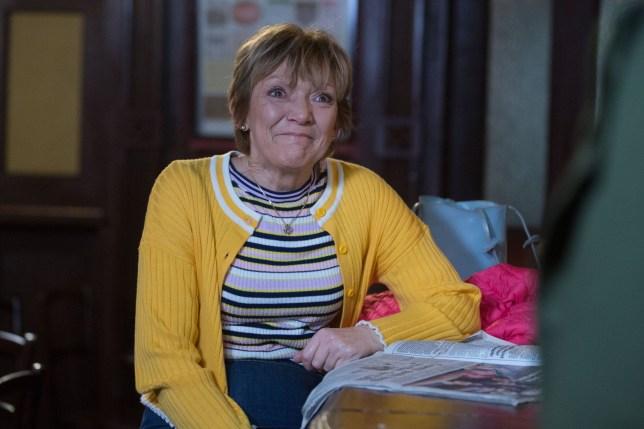 Gillian Wright as Jean Slater in EastEnders